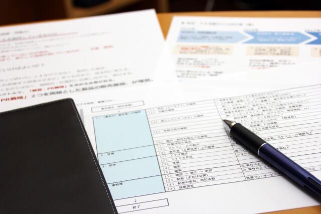 お客様のホームページに必要な要件や、仕組みを定義する重要な作業です。